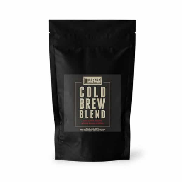 12 oz. Cold Brew Blend coffee bag