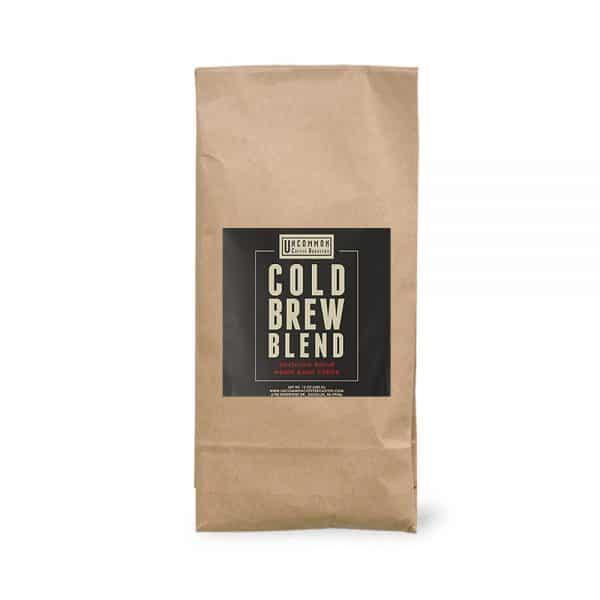 2 lbs. Cold Brew Blend coffee bag