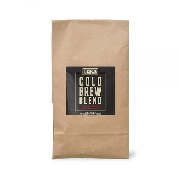 5 lbs. Cold Brew Blend coffee bag