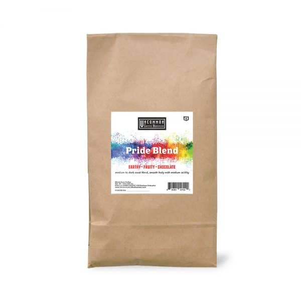 5 lbs. Pride Blend coffee bag