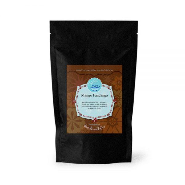 100g bag of Mango Fandango black tea