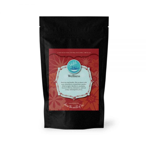 50g bag of Wellness herbal tea